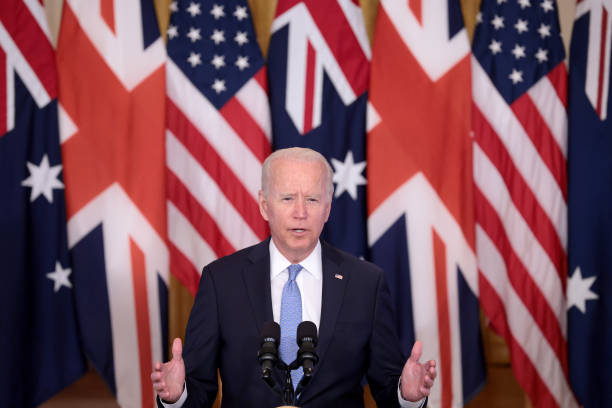 DC: President Biden Delivers Remarks On National Security Initiative