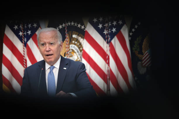 DC: President Biden Meets With Business Leaders To Discuss Covid Response