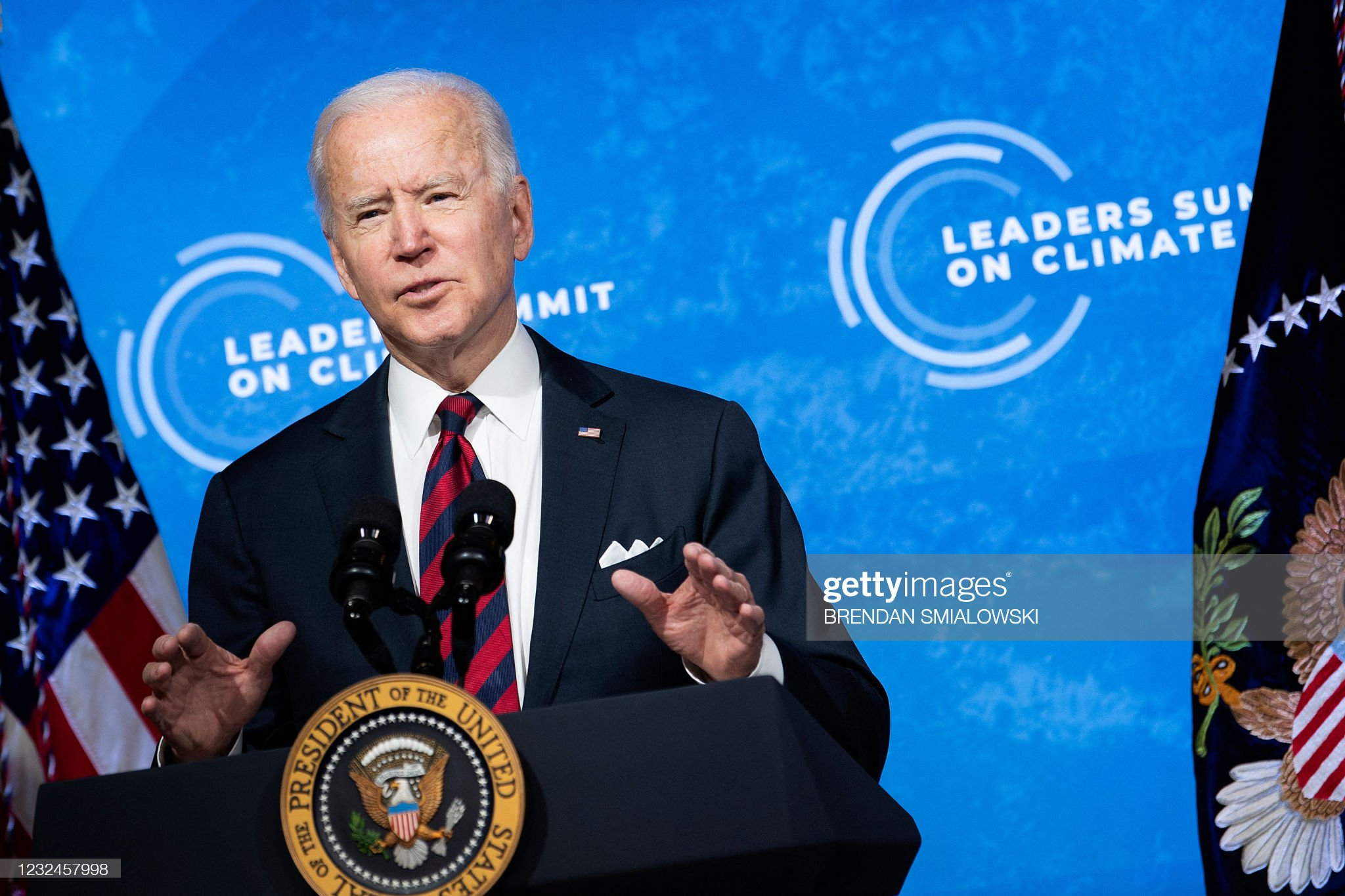 US-SUMMIT-CLIMATE-DIPLOMACY : News Photo