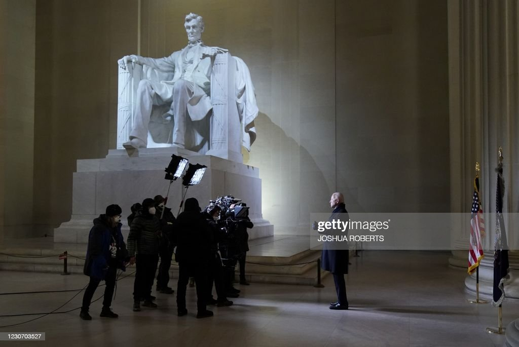 US-POLITICS-INAUGURATION : News Photo