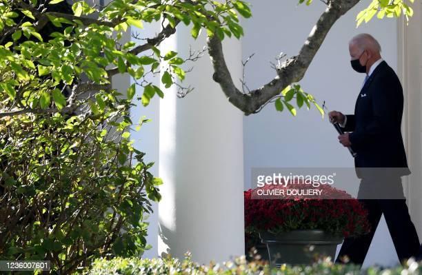 DC: President Biden Departs White House For Scranton, Pennsylvania