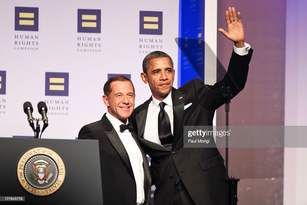 15th Annual Human Rights Campaign National Dinner : News Photo