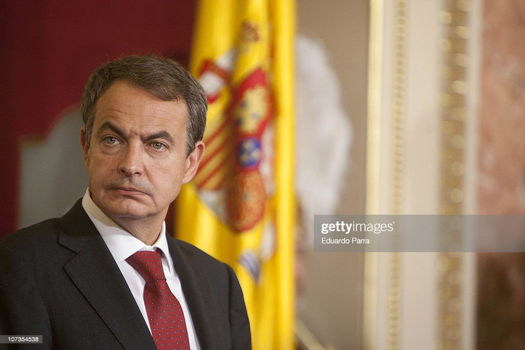 Spain Marks 32nd Anniversary Of The Spanish Constitution