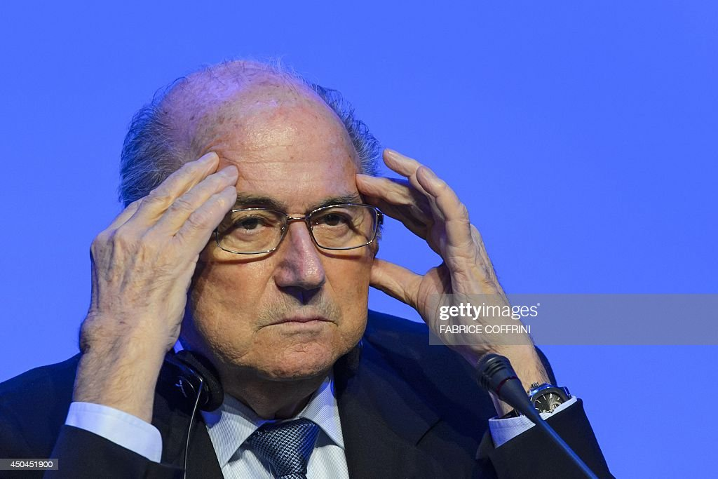 FBL-WC-2014-FIFA-CONGRESS : News Photo