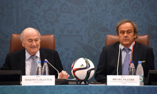 FRA: File - Former UEFA President Platini In Police Custody