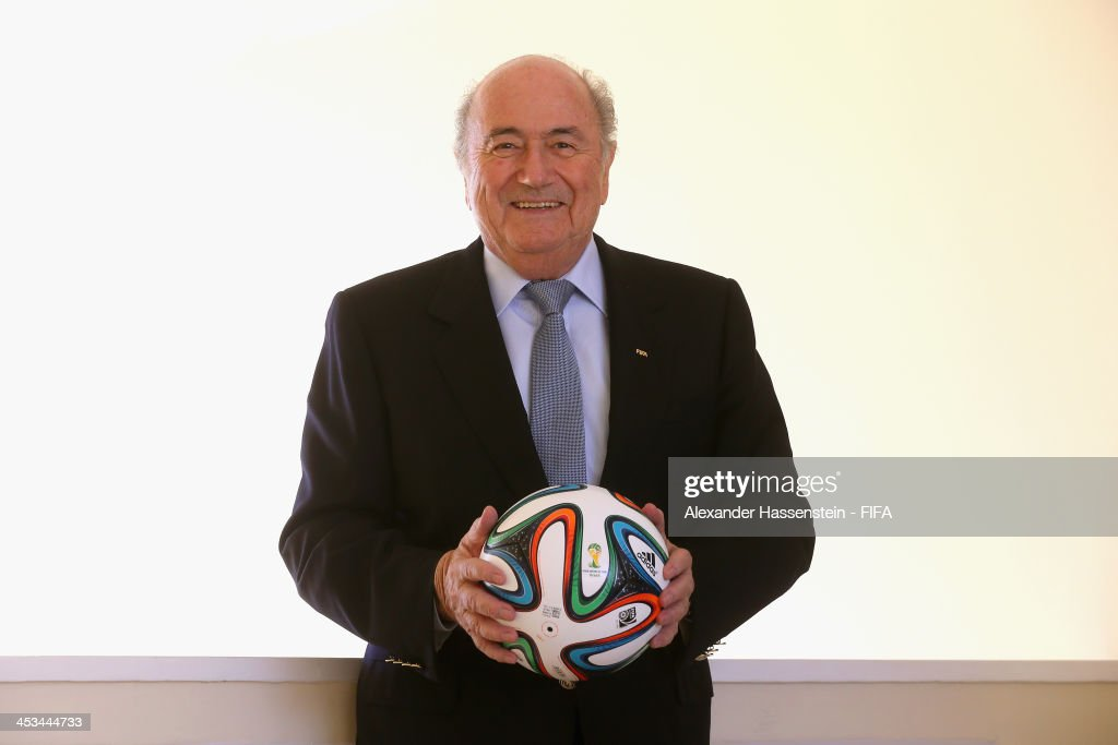 2014 FIFA World Cup Final Draw - Previews : News Photo