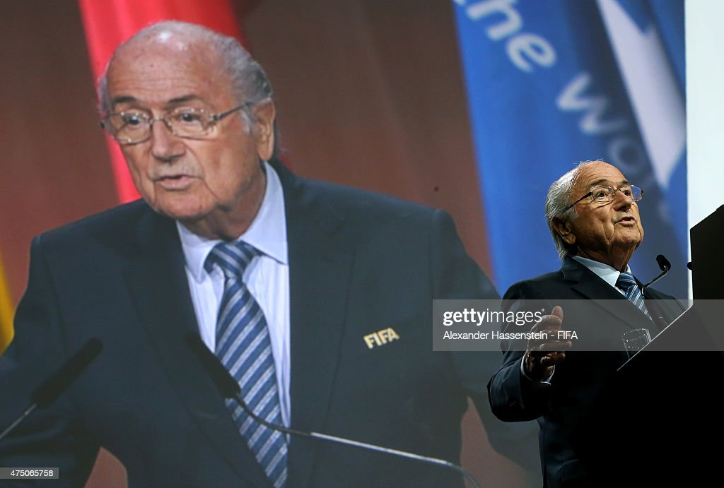 65th FIFA Congress : News Photo