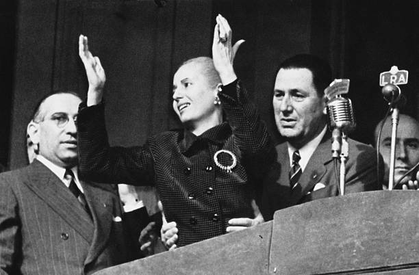 ARG: 7th May 1919 - Birth Of Eva Peron