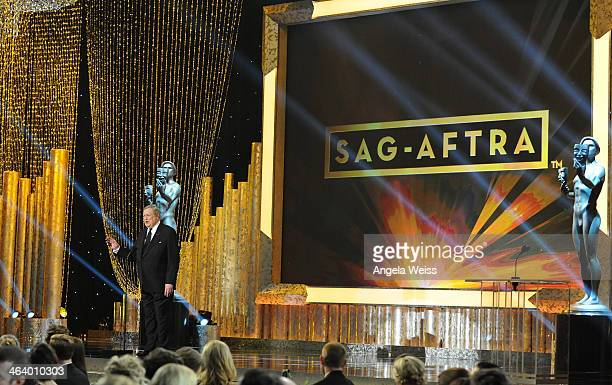 President Ken Howard attends the 20th Annual Screen Actors Guild Awards at The Shrine Auditorium on January 18, 2014 in Los Angeles, California.