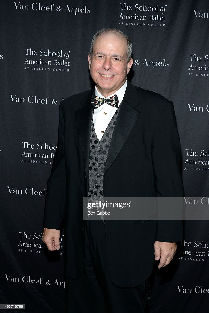 The School Of American Ballet 2015 Winter Ball - Arrivals