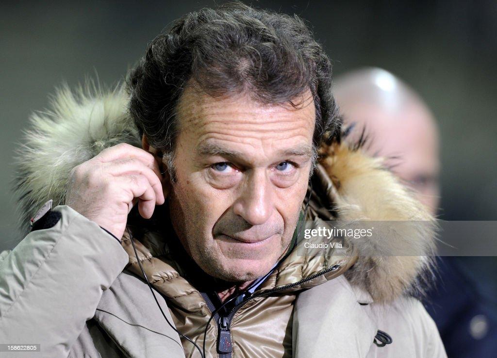 Cagliari Calcio v FC Juventus - Serie A : News Photo