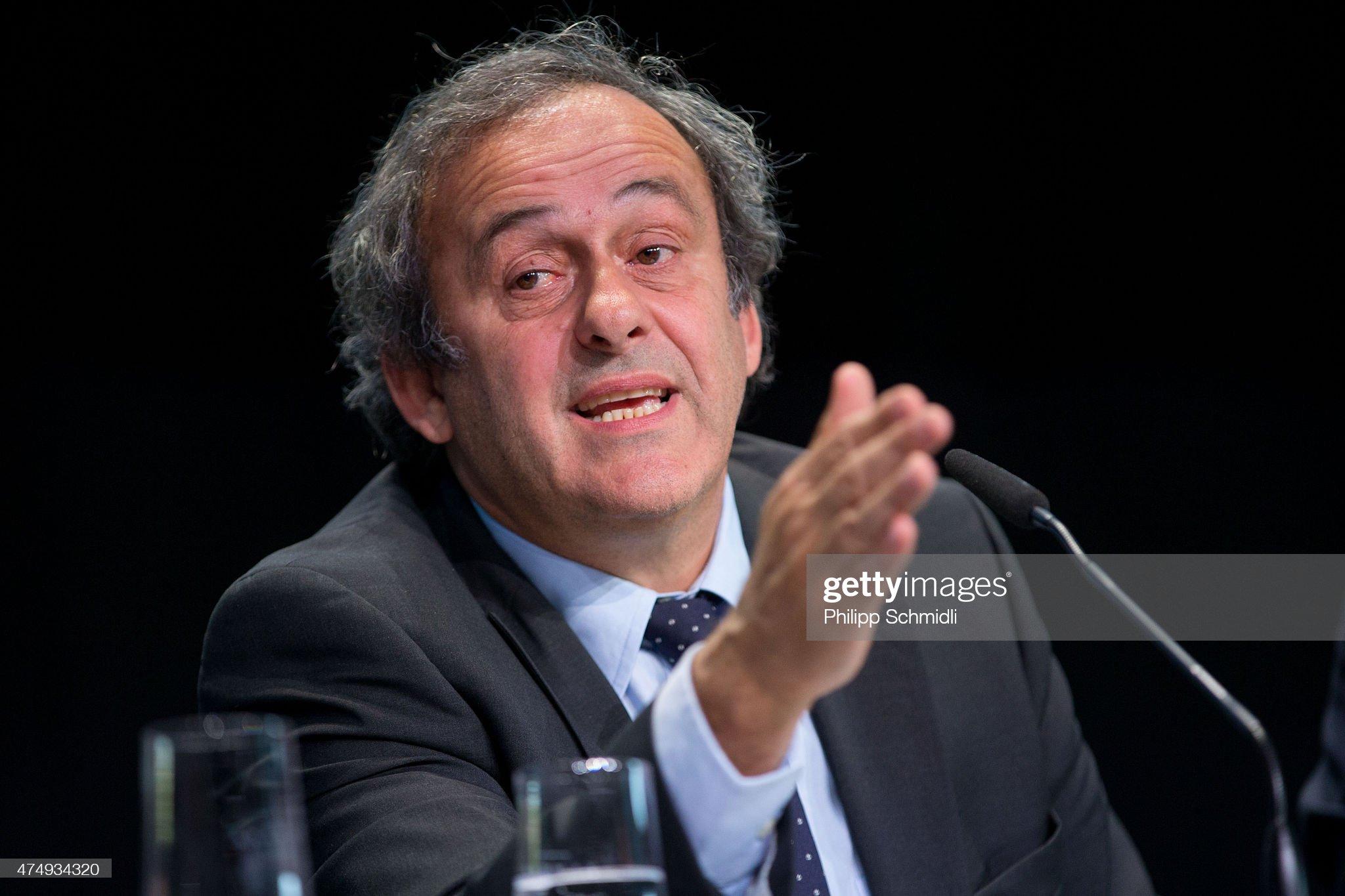 65th FIFA Congress Previews : ニュース写真