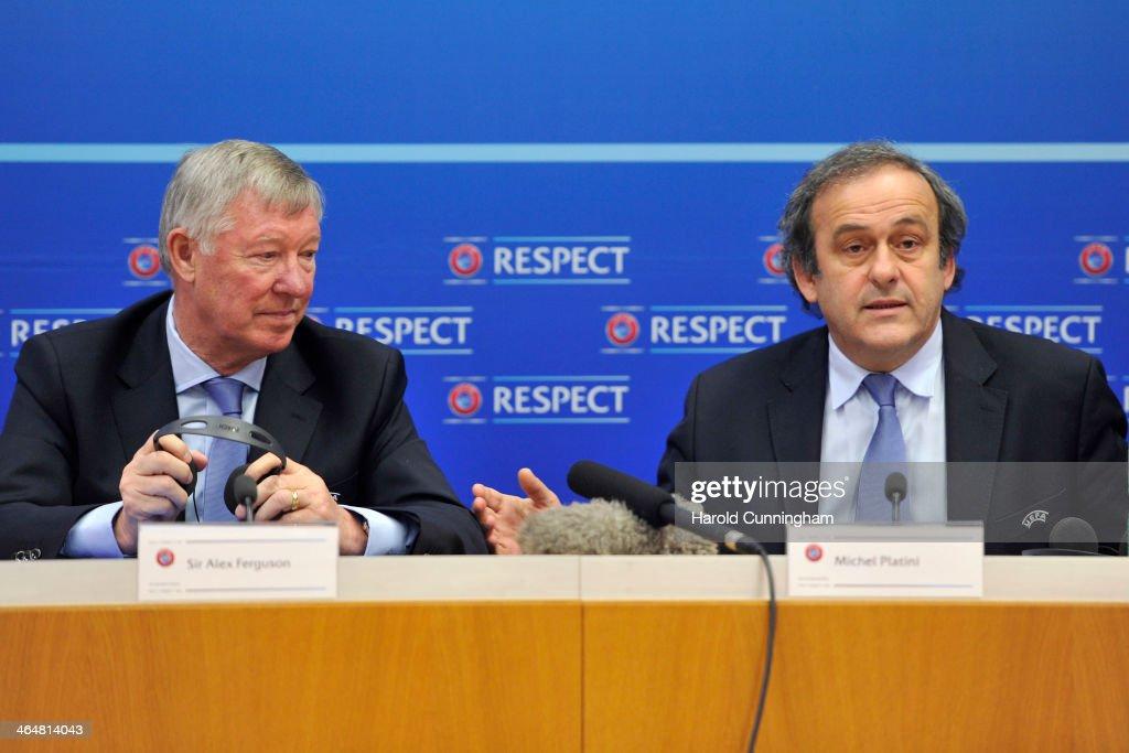 Sir Alex Ferguson Appointed UEFA Coaching Ambassador