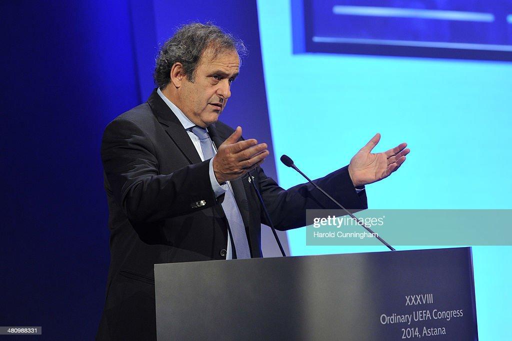 UEFA Congress : News Photo