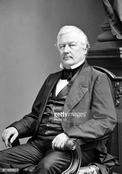 President Millard Fillmore 1860 Millard Fillmore was the 13th President of the United States the last Whig president and the last president not to be...