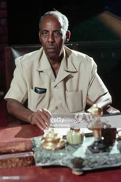 President Mohammad Siad Barre
