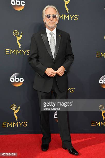 President Neil Portnow attends the 68th Annual Primetime Emmy Awards at Microsoft Theater on September 18 2016 in Los Angeles California