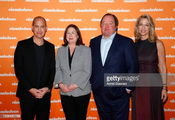 President Nickelodeon Group VIACOMCBS Brian Robbins President Chief Ad Revenue Officer VIACOMCBS Jo Ann Ross CEO VIACOMCBS Bob Bakish and President...