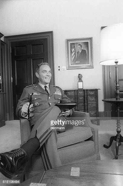 President Nixon named Gen Alexander M Haig Jr the Army's secondranking general and a welltraveled presidential envoy to succeed the deposed HR...