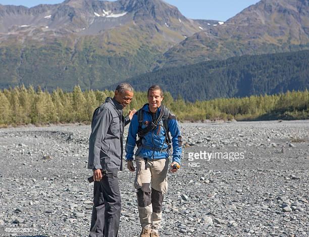 GRYLLS 'President Obama' Episode 209 Pictured President Barack Obama Bear Grylls