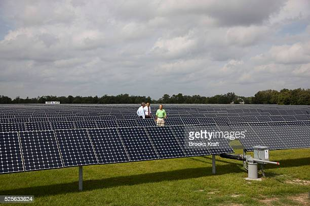 President Obama speaks at the DeSoto Next Generation Solar Energy Center in Arcadia Florida