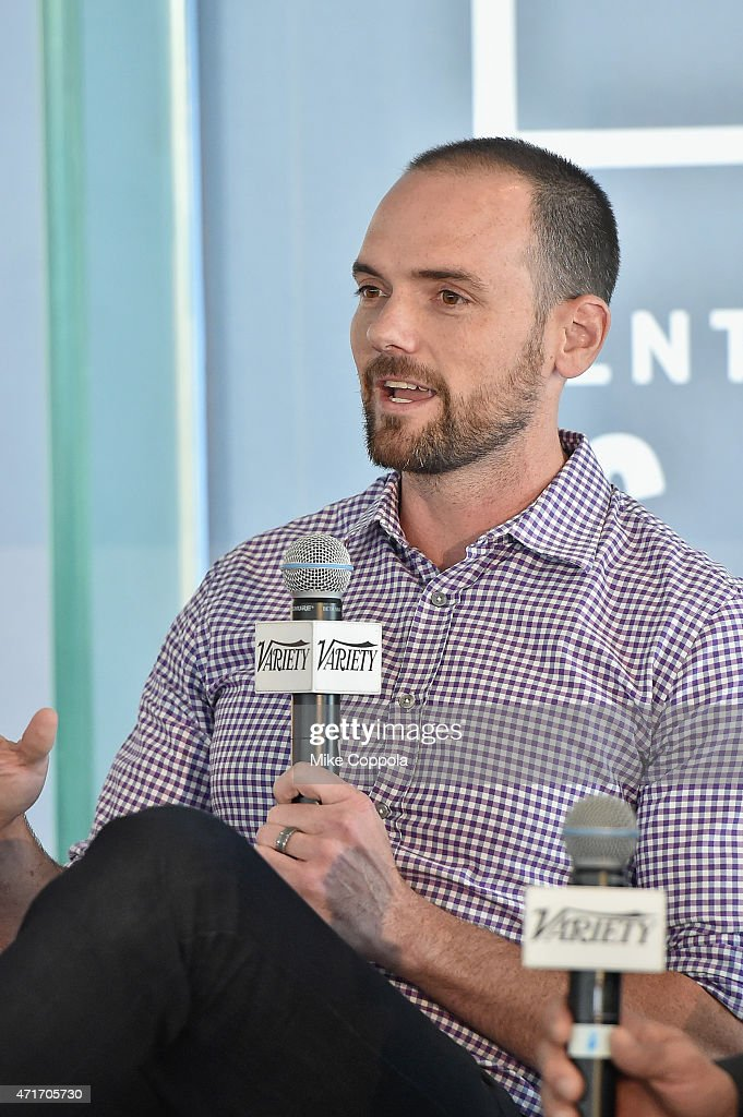 Variety's Entertainment And Technology Summit NYC : News Photo