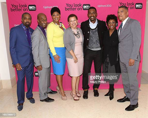 President of Advertising Sales BET Networks Louis Carr President of Music Programming Stephen Hill Vicky Free Chairman/CEO BET Networks Debra Lee...
