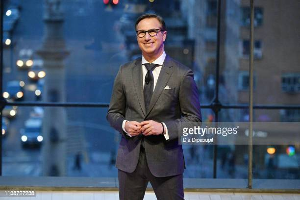 President of A+E Networks Group, Paul Buccieri speaks onstage during the 2019 A+E Networks Upfront at Jazz at Lincoln Center on March 27, 2019 in New...