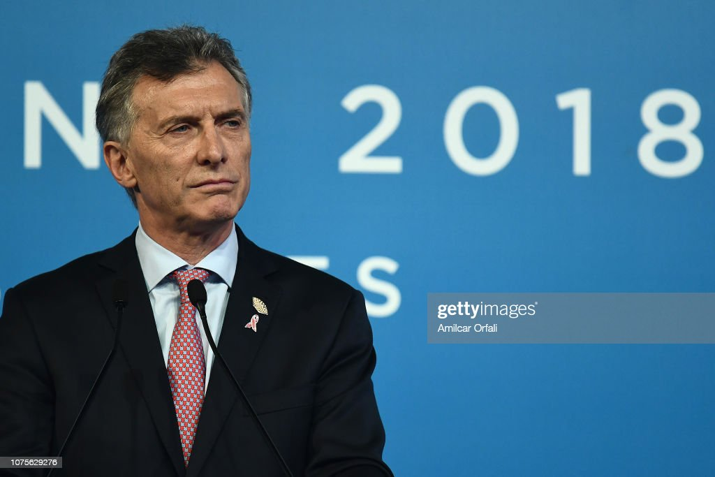 Argentina G20 Leaders' Summit 2018 - Day 2 of Sessions : ニュース写真
