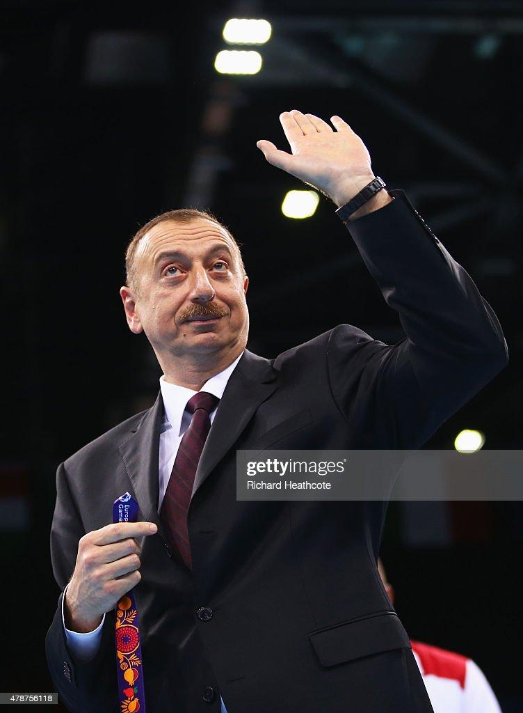Boxing - Day 15: Baku 2015 - 1st European Games