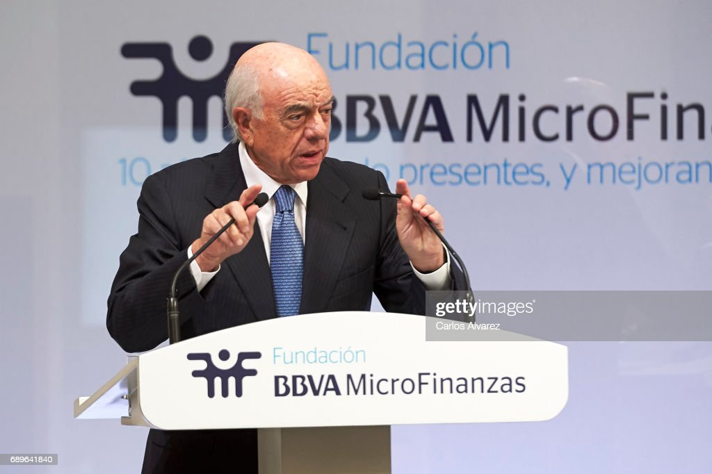 Queen Letizia O Spain Attends 10th Anniversary Of 'Microfinanzas BBVA' Foundation