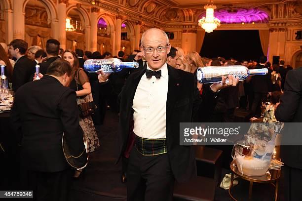 President of Belvedere Vodka, Charles Gibb attends Moet & Chandon and Belvedere Vodka Toast to Harper's Bazaar Icons at The Plaza Hotel on September...