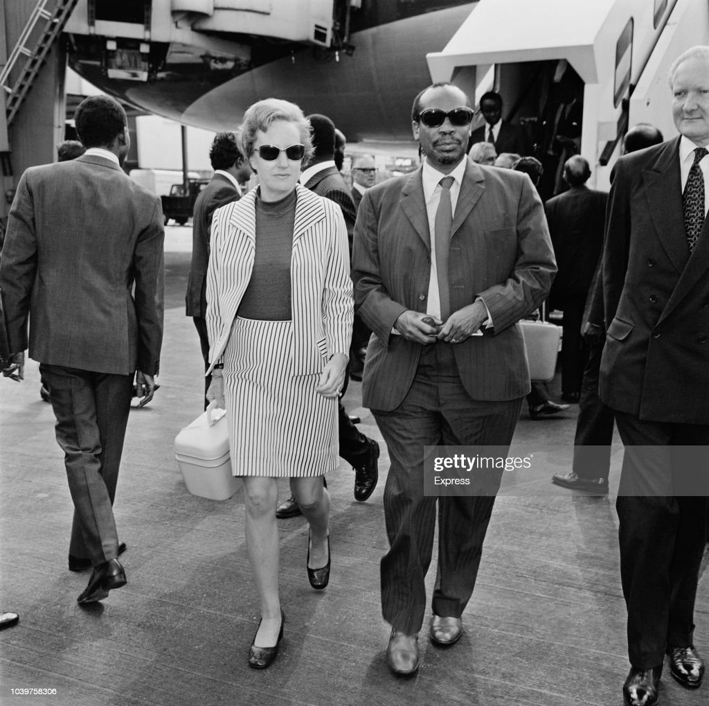 President Seretse Khama : News Photo