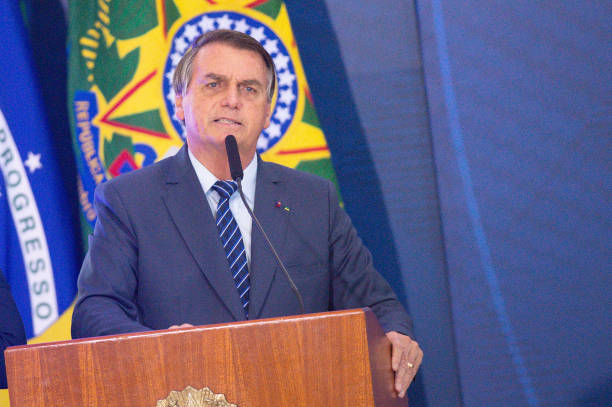 BRA: Jair Bolsonaro Opens Brazil Communications Week