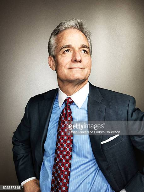 President of CBRE, Inc., Lewis C. Horne is photographed for Forbes Magazine on March 15, 2016 in Los Angeles, California. CREDIT MUST READ: Ethan...