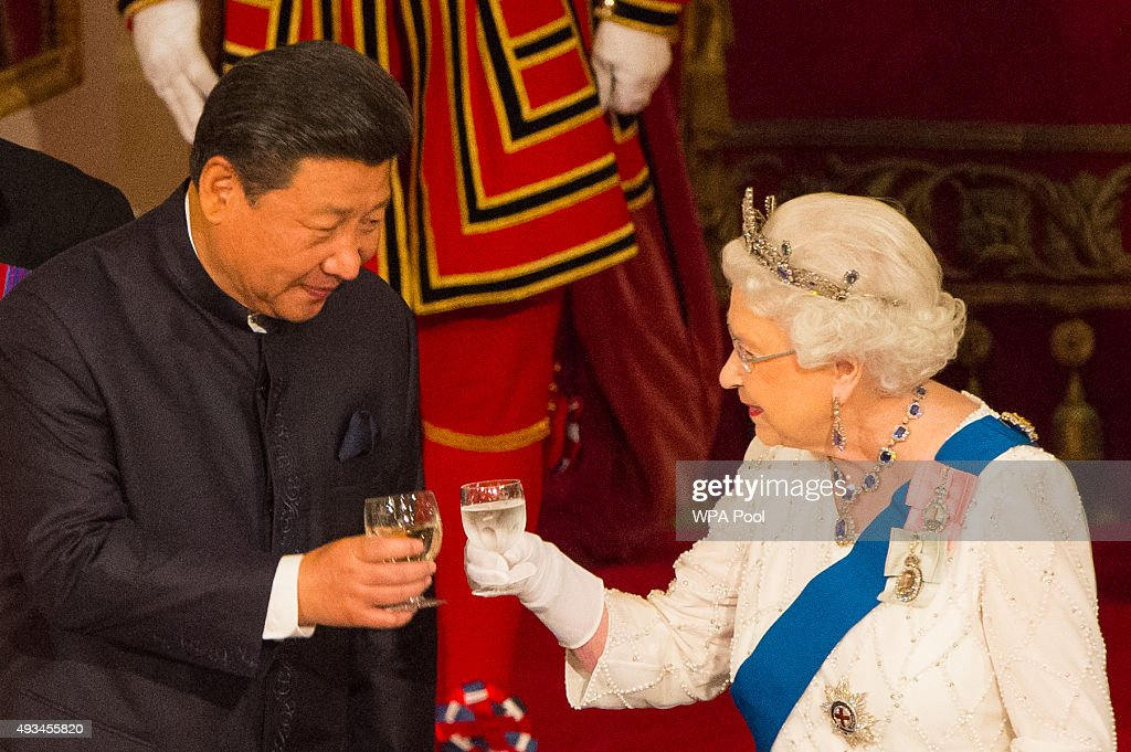 State Visit Of The President Of The People's Republic Of China - Day 2 : News Photo