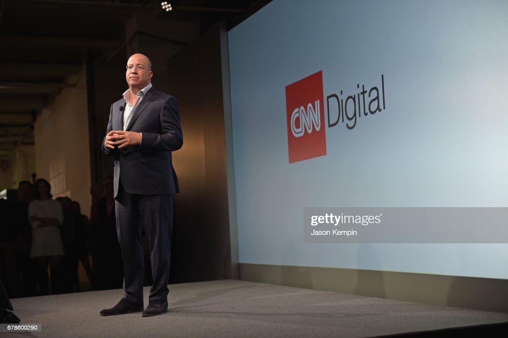 CNN Newfront 2017