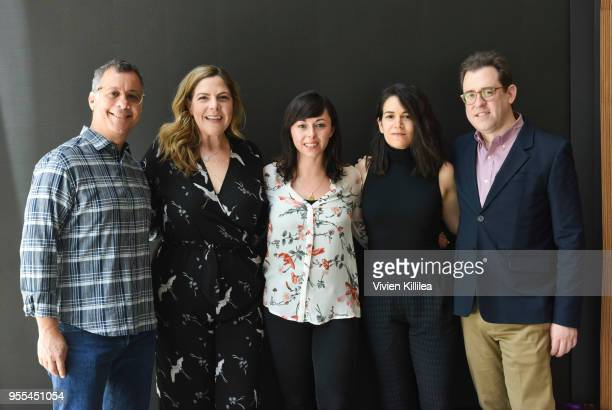 President of Comedy Central Kent Alterman Talent and Literacy Manager at Rise Management Christie Smith VP Talent and Development at Comedy Central...