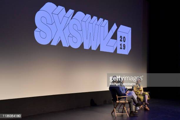President of Comedy Central Paramount Network and TV Land Kent Alterman moderates a QA with actresses Abbi Jacobson and Ilana Glazer following the...