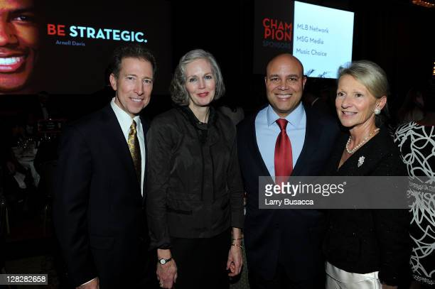 President of Cox Communications Pat Esser Chairman President and CEO of BendBoardband Amy Tykeson President and CEO of National Cable and...