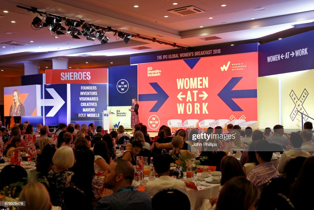 IPG's Women's Breakfast At Cannes Lions