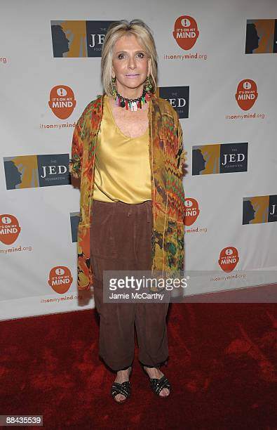 President of Documentary and Family Programming for HBO and Cinemax Sheila Nevins attends the 8th Annual Jed Foundation Gala at Guastavino's on June...