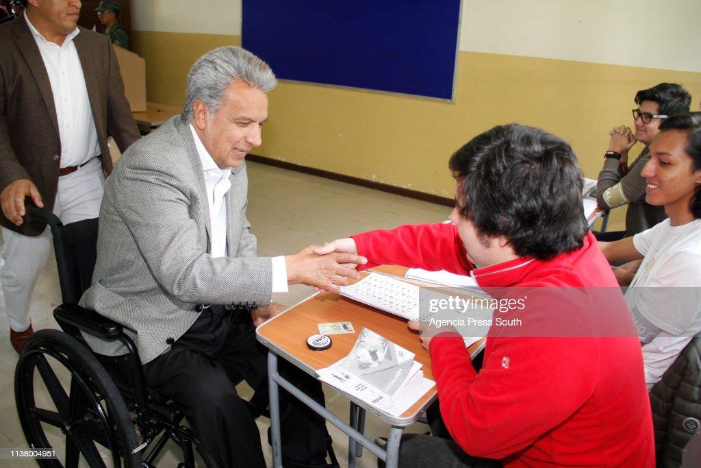 ECU: Ecuador Midterm Elections