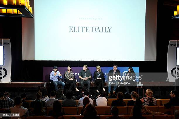 President of Elite Daily Miguel Burger Calderon Global Chief Strategy Officer at McCann Worldgroup Suzanne Powers SVP Client Services at SteelHouse...