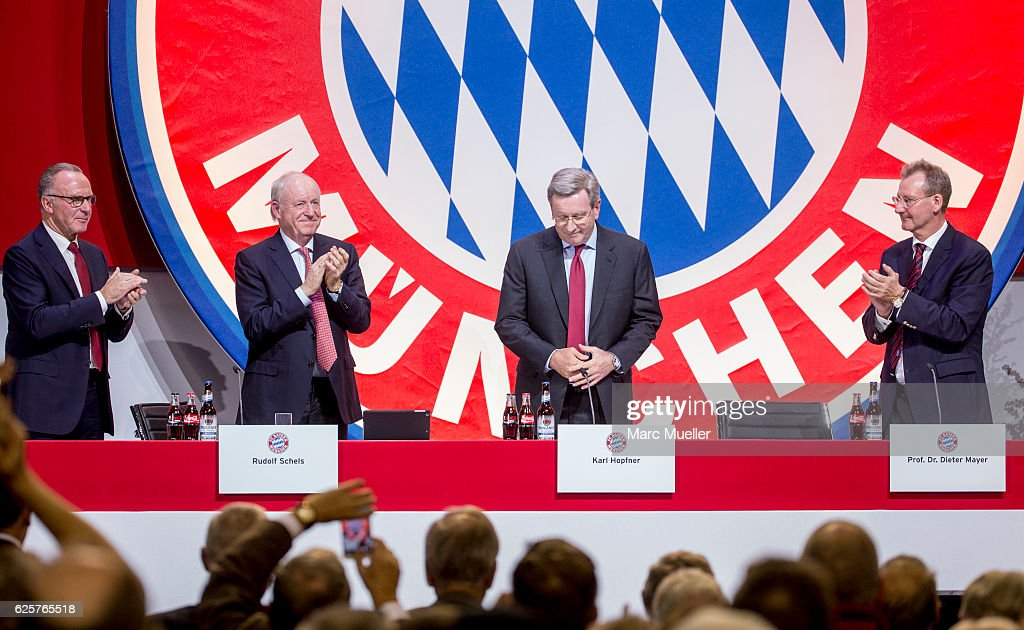 FC Bayern Muenchen - Annual General Assembly