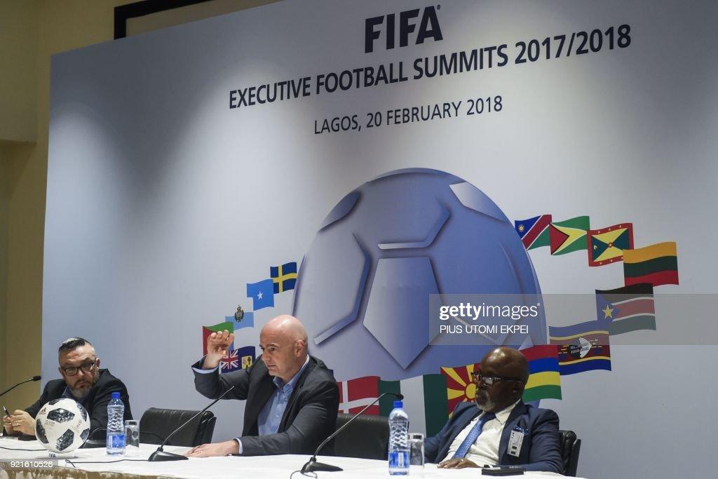 FBL-FIFA-NIGERIA : Foto di attualità