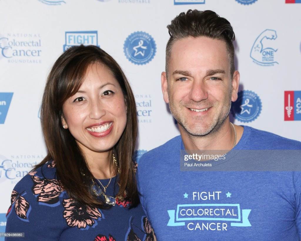 The American Cancer Society, Fight Colorectal Cancer (Fight CRC) And The National Colorectal Cancer Roundtable : News Photo