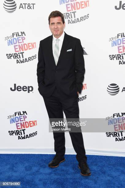 President of Film Independent Josh Welsh attends the 2018 Film Independent Spirit Awards on March 3, 2018 in Santa Monica, California.