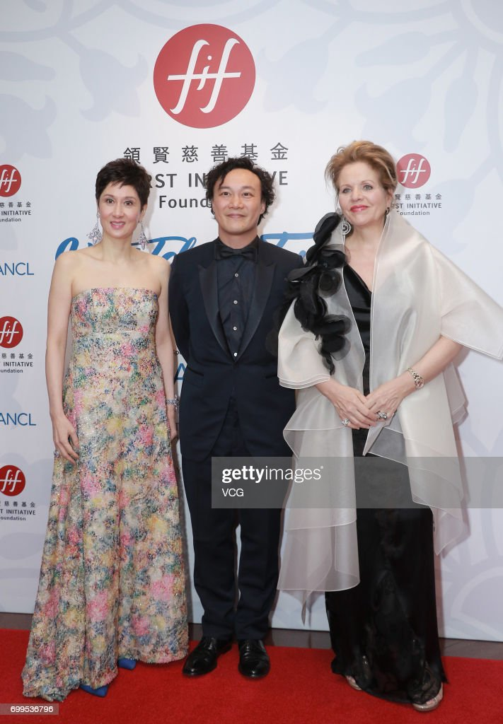 Stars Highlight First Initiative Foundation Event In Hong Kong