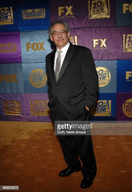 President of Fox Searchlight Stephen Gilula attends Fox's 2010 Golden Globes Awards Party at Craft on January 17 2010 in Century City California